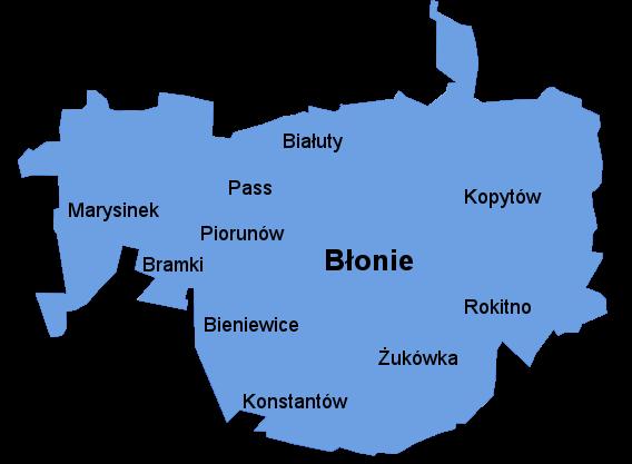 gmina_Blonie