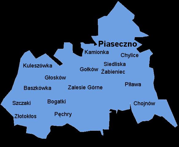 gmina_Piaseczno